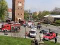 ćwiczenia straży pożarnej w Legnicy (63)