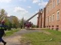 ćwiczenia straży pożarnej w Legnicy (65)