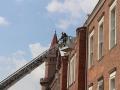 ćwiczenia straży pożarnej w Legnicy (66)