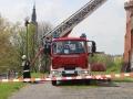 ćwiczenia straży pożarnej w Legnicy (67)