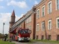 ćwiczenia straży pożarnej w Legnicy (69)