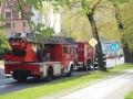 ćwiczenia straży pożarnej w Legnicy (72)