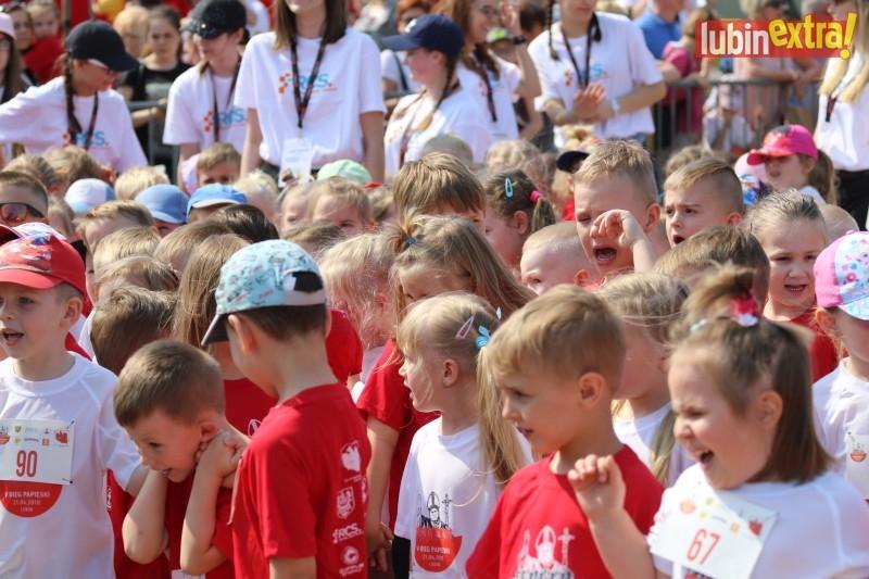 V bieg papieski dzieci 023
