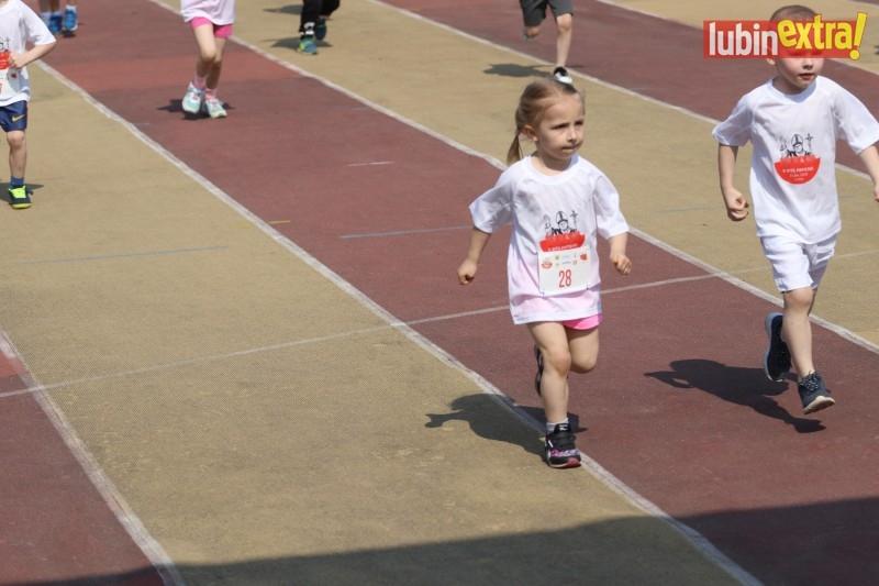 V bieg papieski dzieci 051