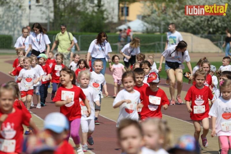 V bieg papieski dzieci 054