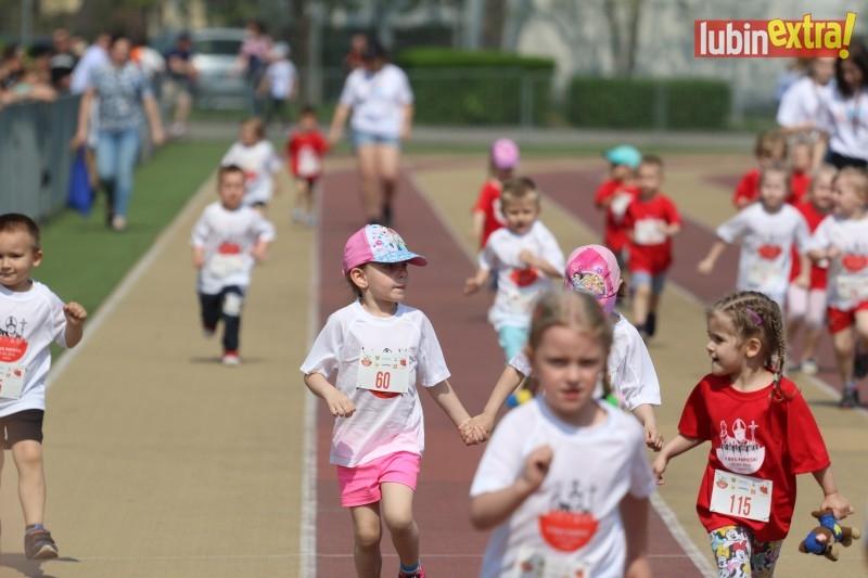 V bieg papieski dzieci 055