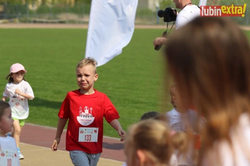 V bieg papieski dzieci 057
