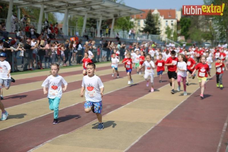 V bieg papieski dzieci 081
