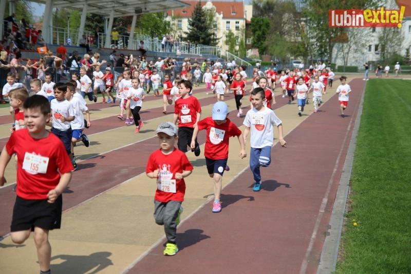 V bieg papieski dzieci 083