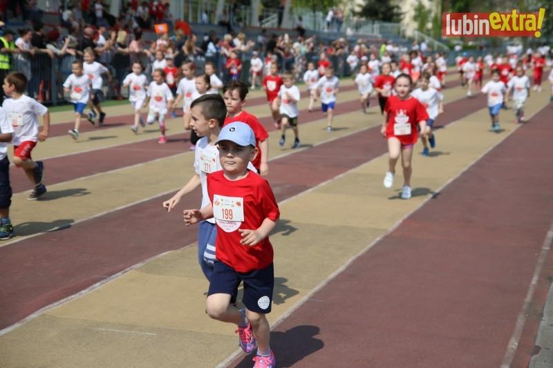 V bieg papieski dzieci 084