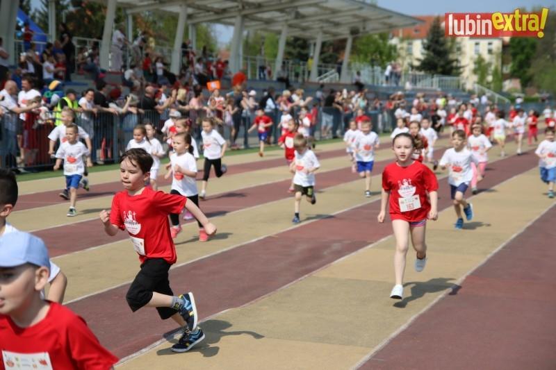 V bieg papieski dzieci 085