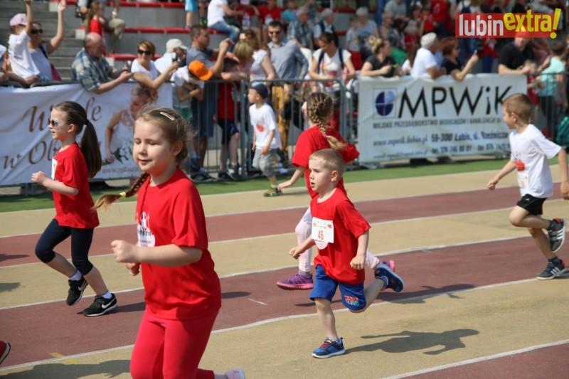 V bieg papieski dzieci 095