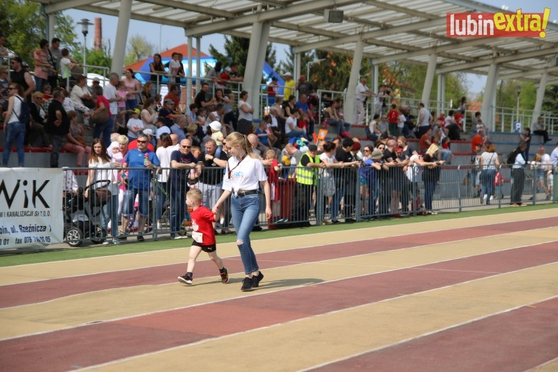 V bieg papieski dzieci 103