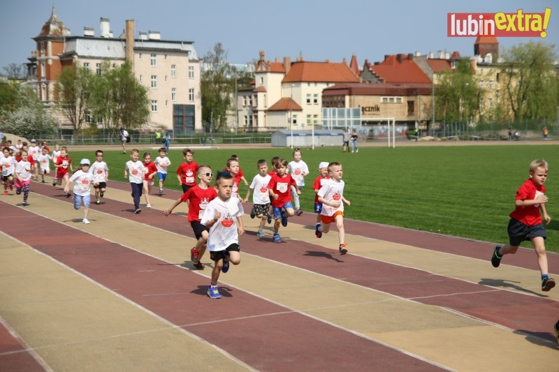V bieg papieski dzieci 112