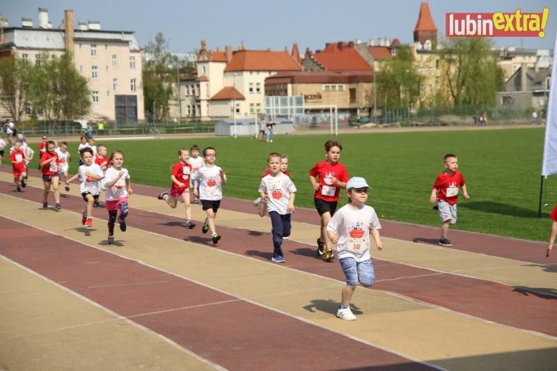 V bieg papieski dzieci 116