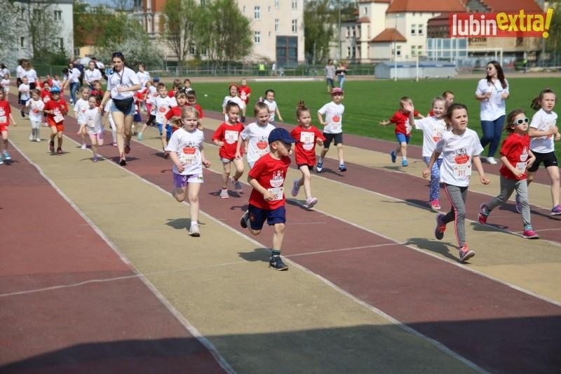 V bieg papieski dzieci 125