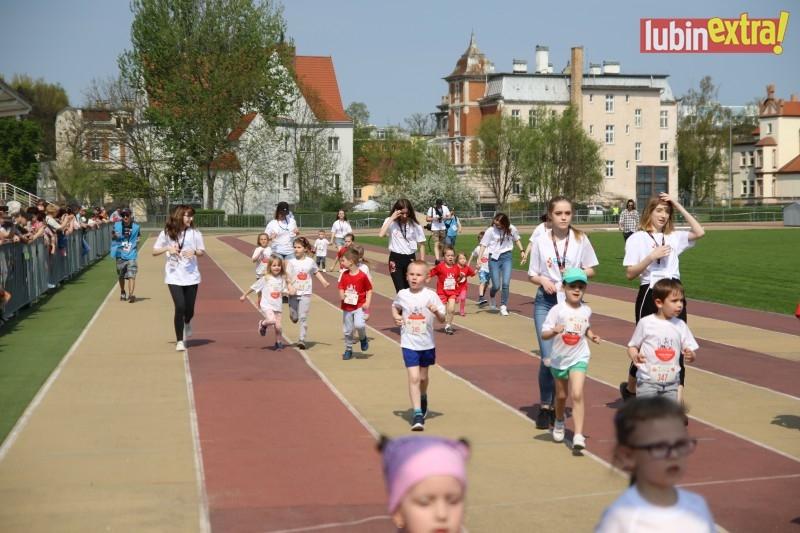 V bieg papieski dzieci 132