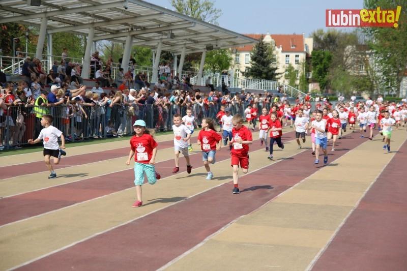 V bieg papieski dzieci 141