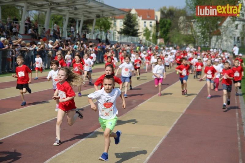 V bieg papieski dzieci 144