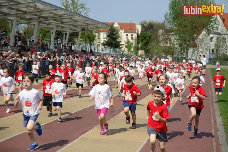 V bieg papieski dzieci 145