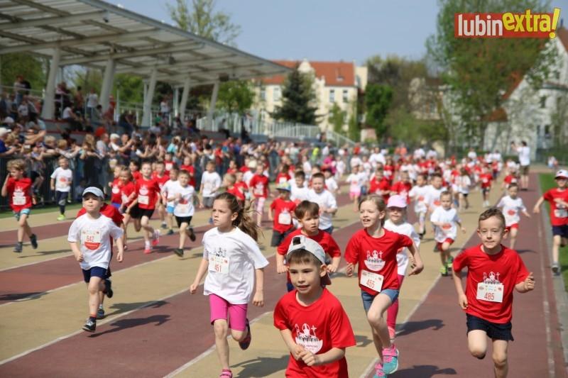 V bieg papieski dzieci 146