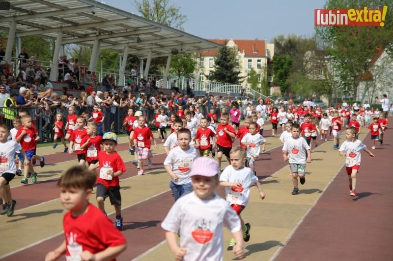 V bieg papieski dzieci 148