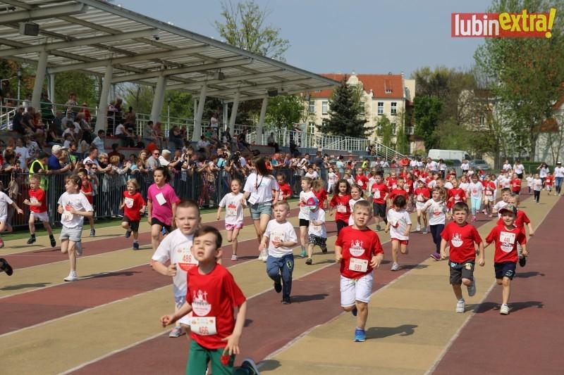 V bieg papieski dzieci 151
