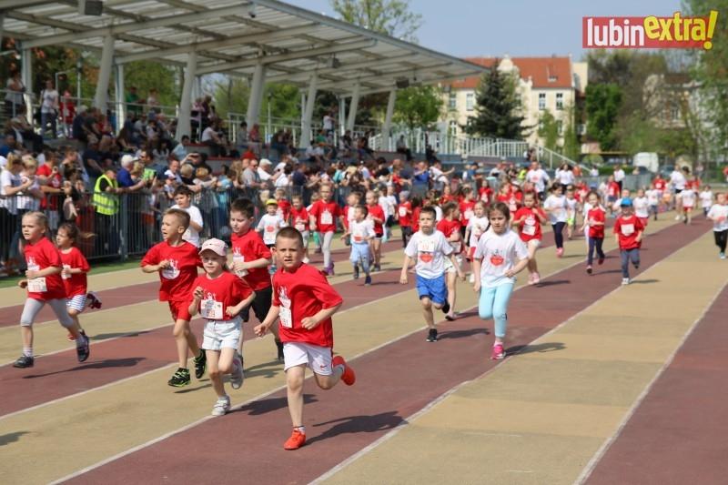 V bieg papieski dzieci 156