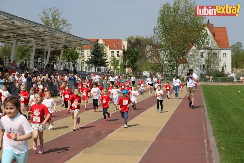 V bieg papieski dzieci 157