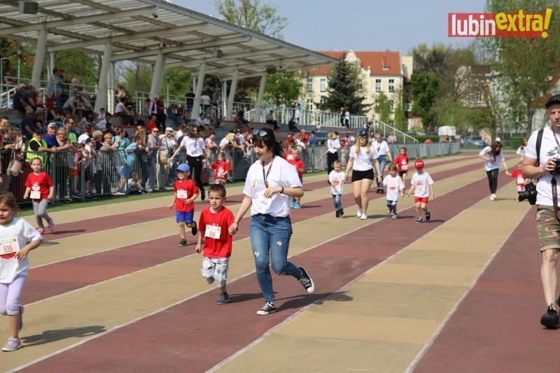 V bieg papieski dzieci 161