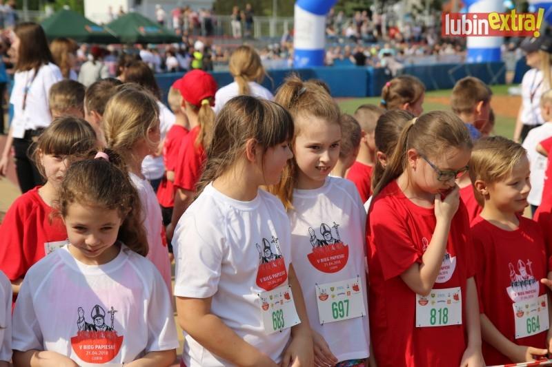 V bieg papieski dzieci 176