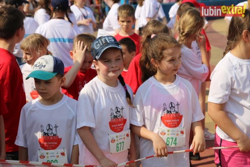 V bieg papieski dzieci 177