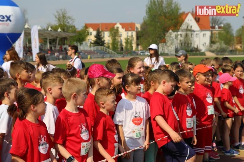 V bieg papieski dzieci 178