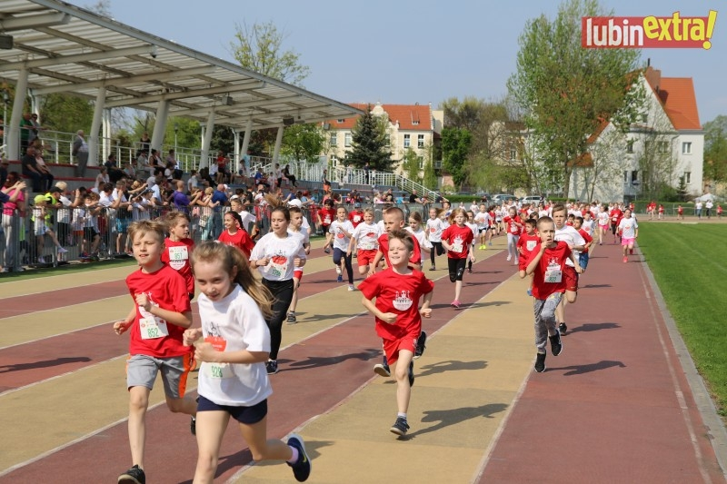 V bieg papieski dzieci 228