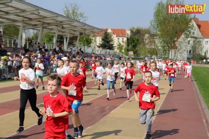 V bieg papieski dzieci 229