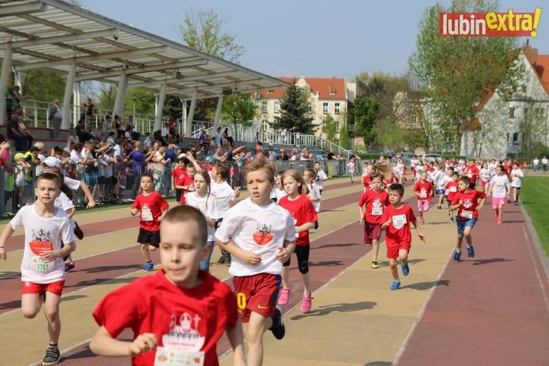 V bieg papieski dzieci 230