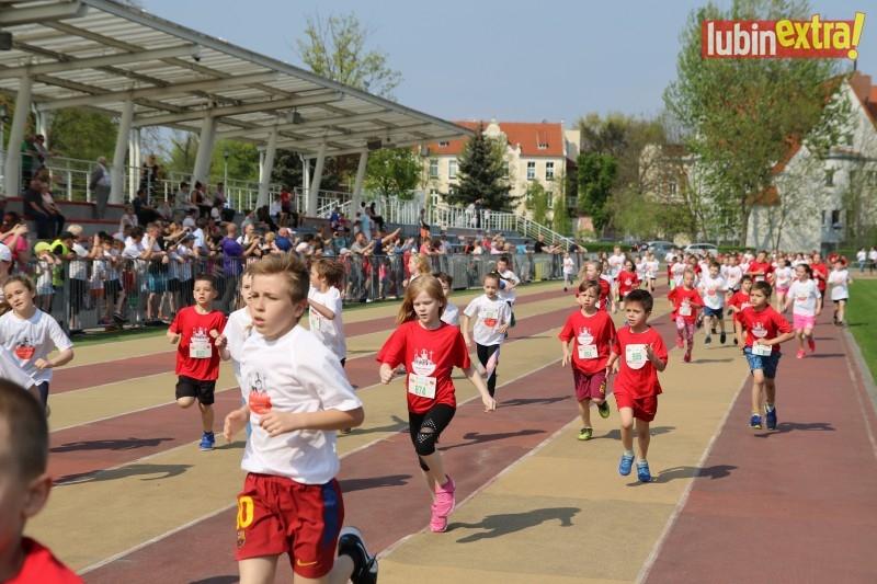 V bieg papieski dzieci 231
