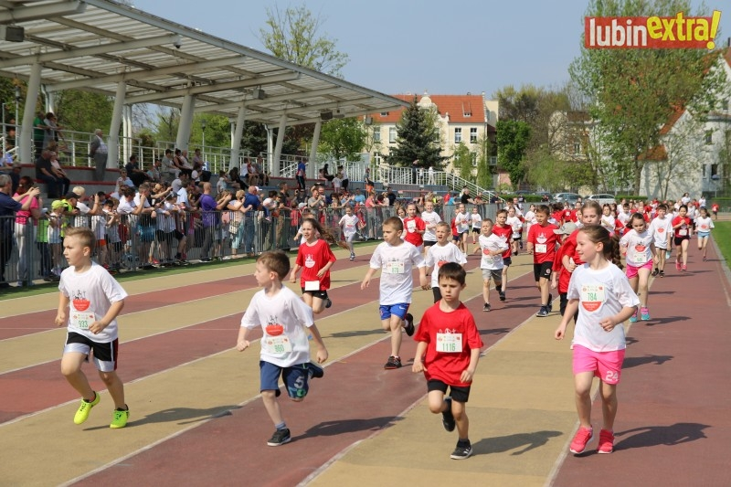 V bieg papieski dzieci 234