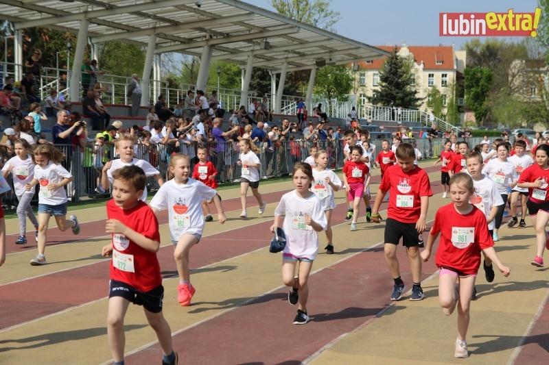 V bieg papieski dzieci 239