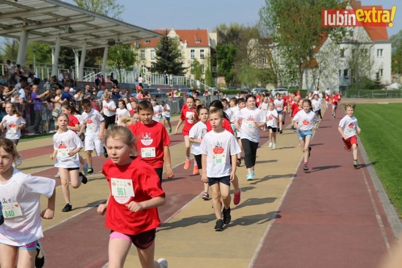 V bieg papieski dzieci 240