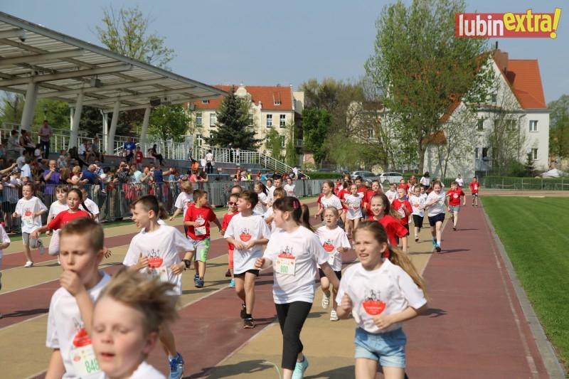 V bieg papieski dzieci 243