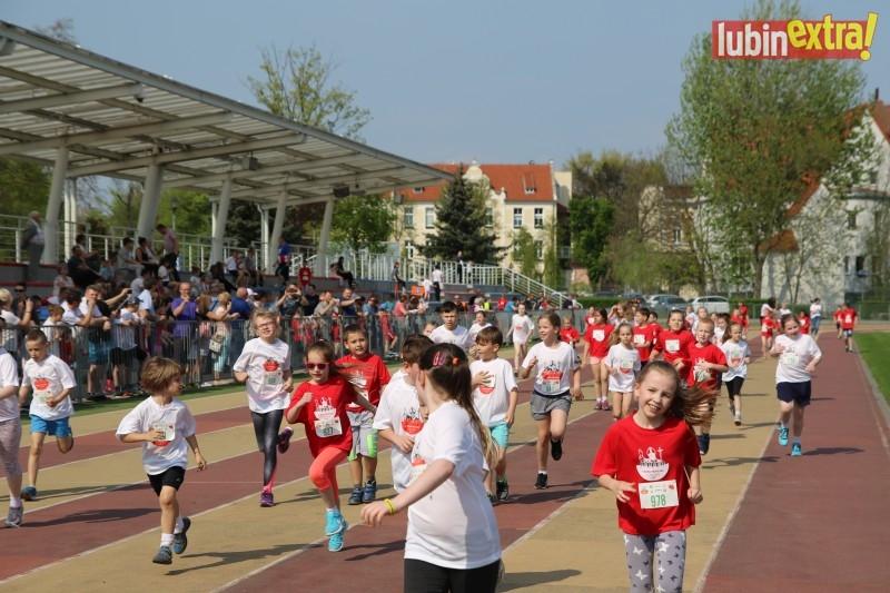 V bieg papieski dzieci 245