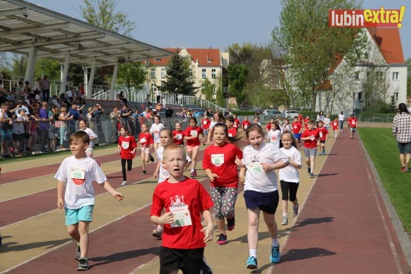 V bieg papieski dzieci 248