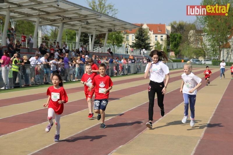 V bieg papieski dzieci 260