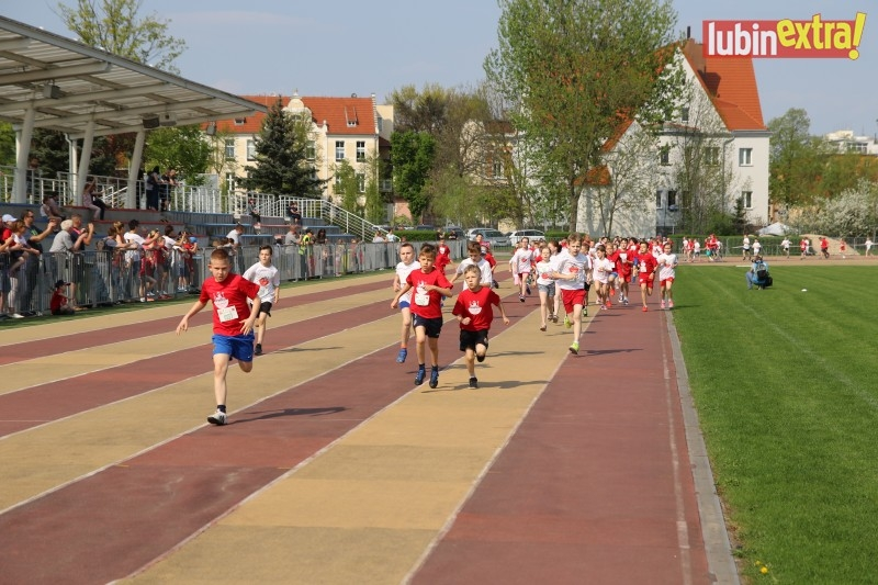 V bieg papieski dzieci 272