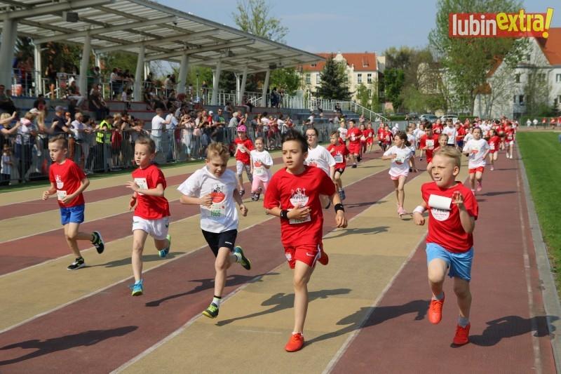 V bieg papieski dzieci 279