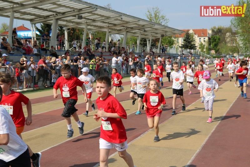 V bieg papieski dzieci 285