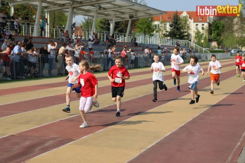 V bieg papieski dzieci 318