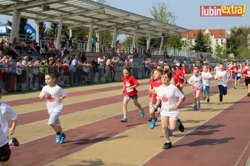 V bieg papieski dzieci 328