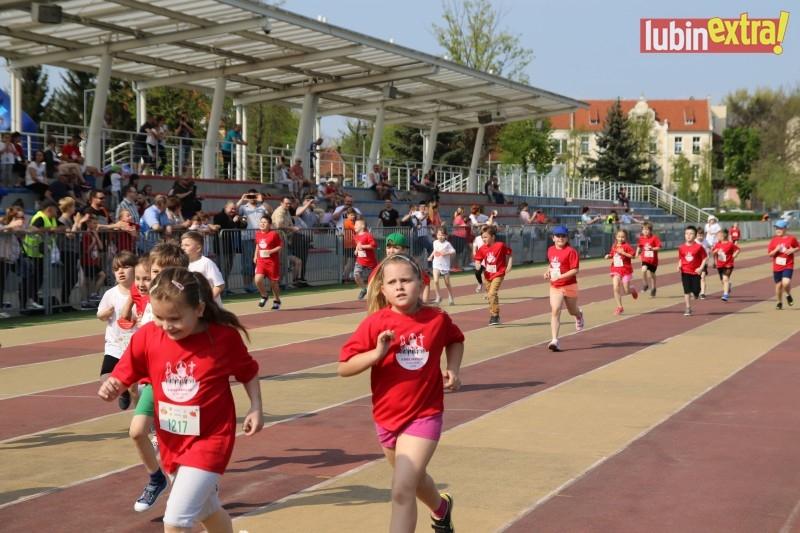 V bieg papieski dzieci 342